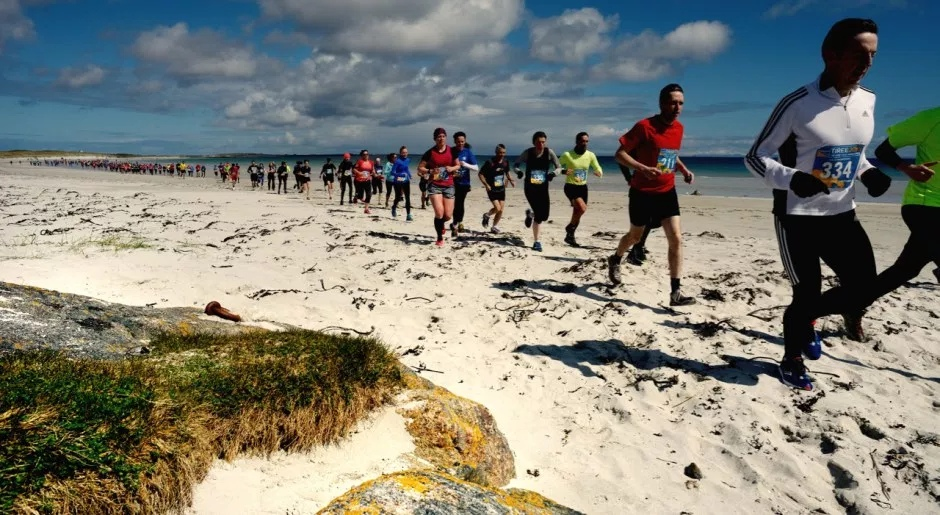 Tiree Half Marathon